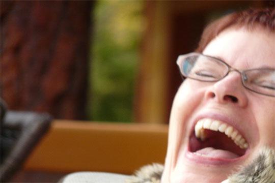 Laughing-myfavoritething