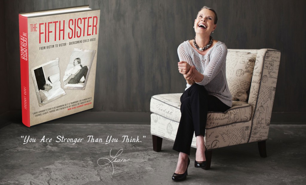 Laura Landgraf Author of The Fifth Sister